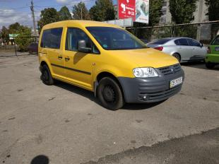 VOLKSWAGEN CADDY Чернігів
