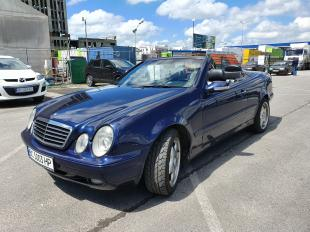 MERCEDES-BENZ CLK Львов
