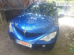 SSANGYONG ACTYON Ужгород
