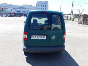 VOLKSWAGEN CADDY Полтава