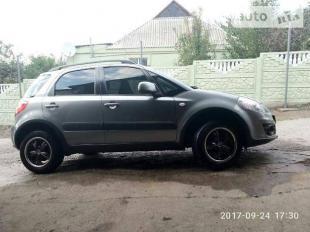 SUZUKI SX4 Дніпро