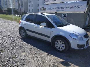 SUZUKI SX4 Харків