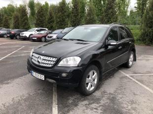 MERCEDES-BENZ ML Львов