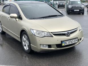 HONDA CIVIC Львів