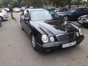 MERCEDES-BENZ E 320 Черновцы