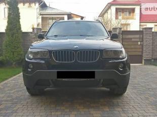 BMW X3 Івано-Франківськ