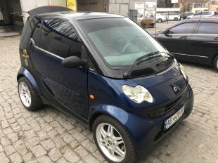 SMART FORTWO Днепр