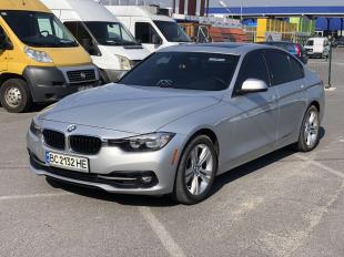 BMW 328 Львів