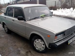 ВАЗ 2107 Первомайськ