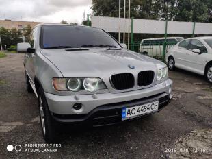 BMW X5 Луцк