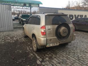 CHERY TIGGO Дніпро