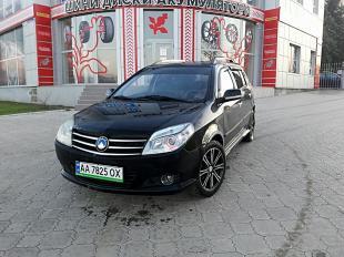 GEELY MK CROSS Миколаїв