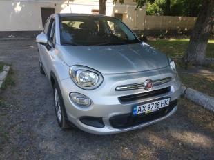 FIAT 500 Харків