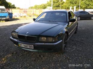 BMW 735 Херсон