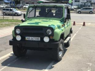 УАЗ 31512 Винница
