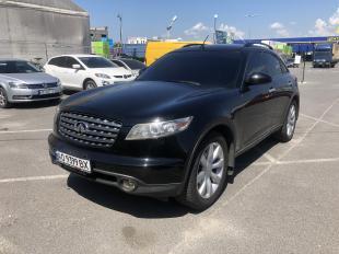 INFINITI FX35 Львів
