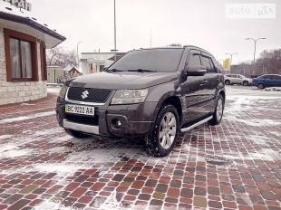 SUZUKI GRAND VITARA Львів