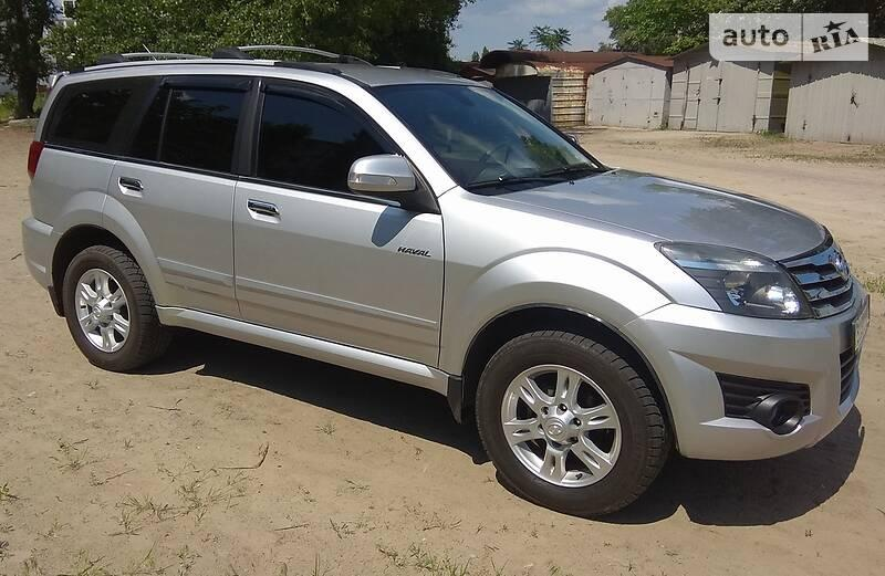 GREAT WALL HAVAL, 2014