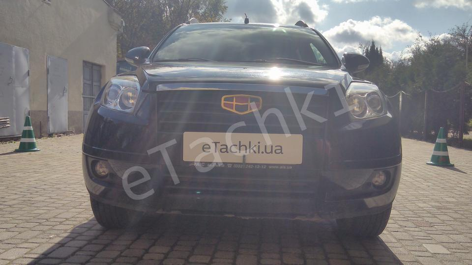 GEELY EMGRAND X7, 2014