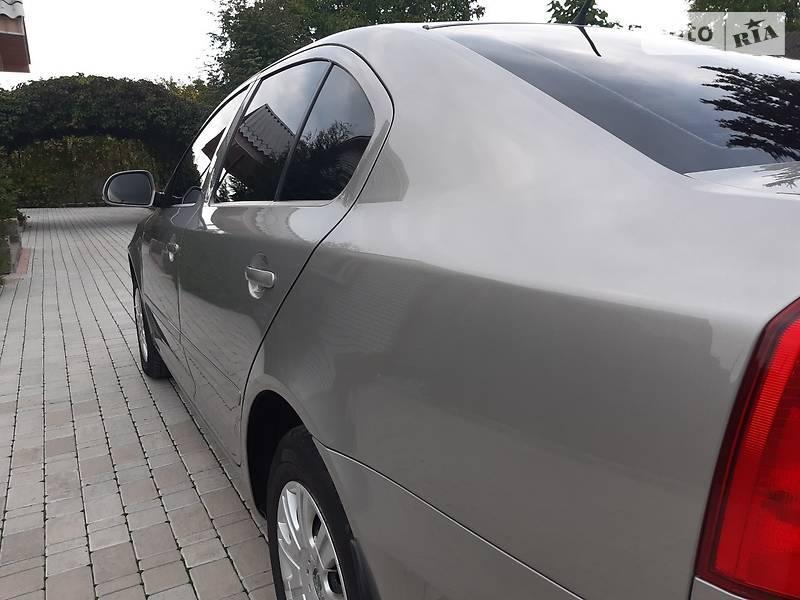 SKODA Octavia A5, 2012