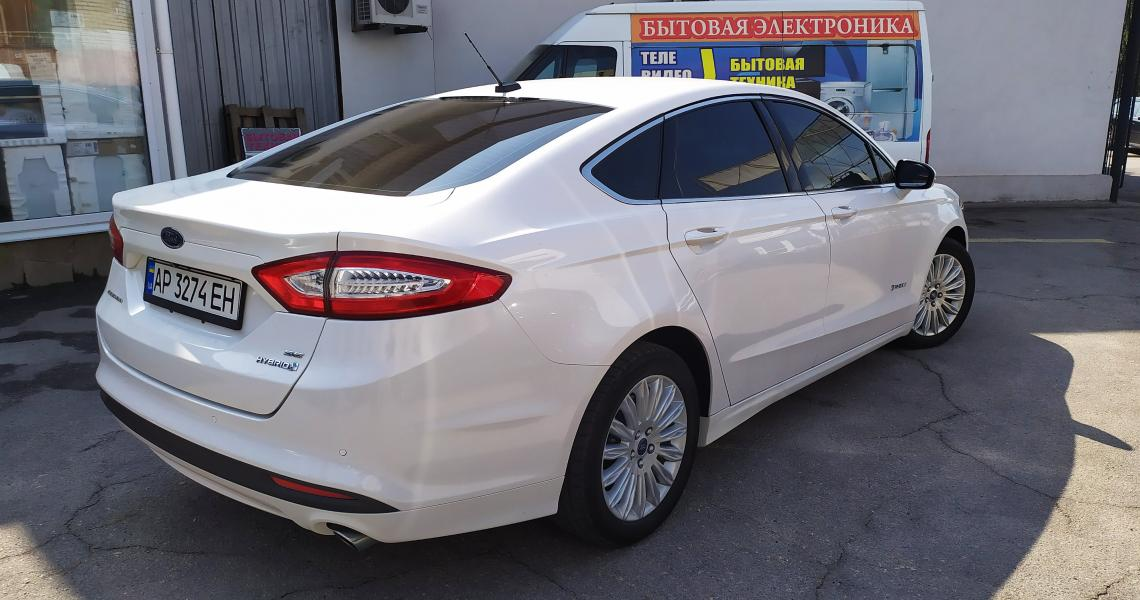 FORD FUSION, 2014