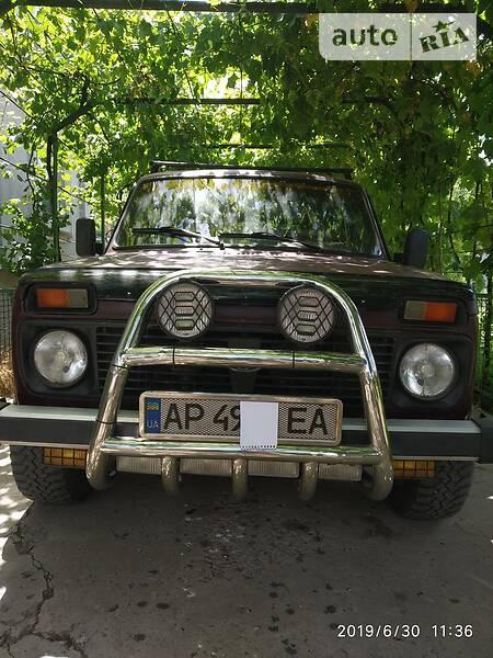 ВАЗ 2121, 2008
