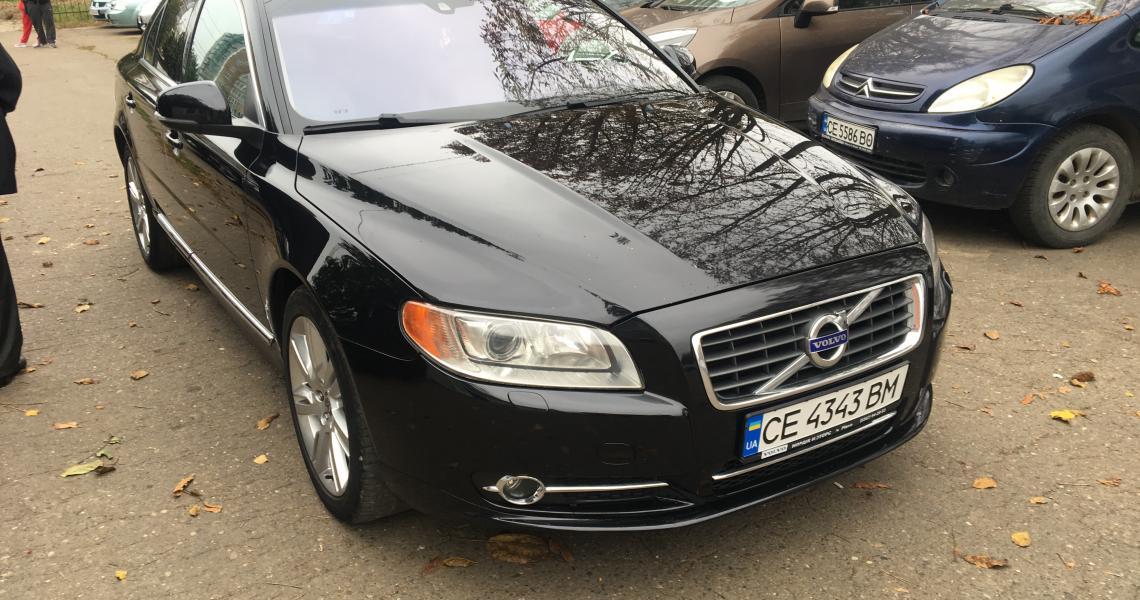 Купити б/у VOLVO S80         2012 з пробігом        в місті Чернівці - найкраща ціна