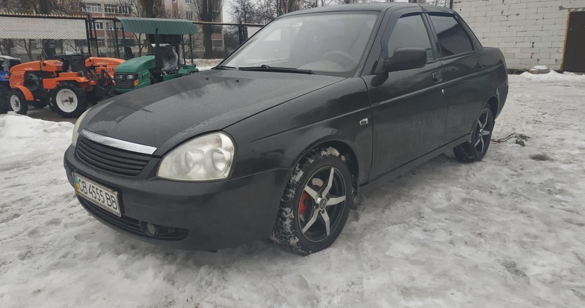 ВАЗ 217030, 2008