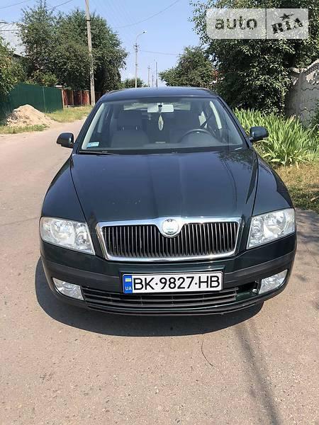 Фото авто Skoda Octavia в кредит, 2006г. 5100 грн./мес, Ровно