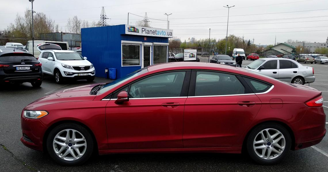 FORD FUSION, 2015