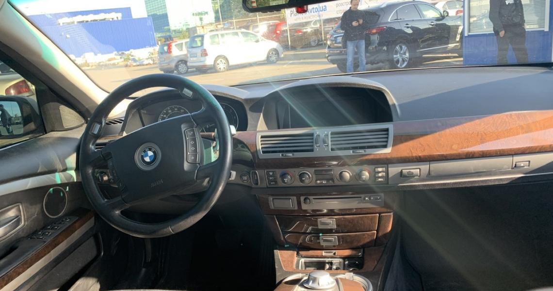 BMW 745I, 2004