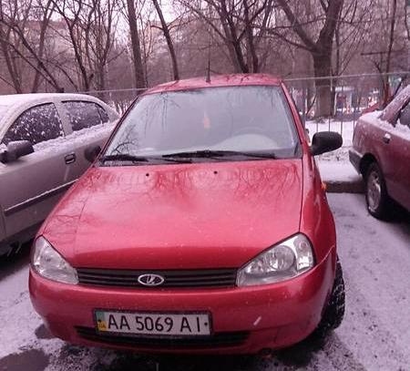 ВАЗ 1118, 2006