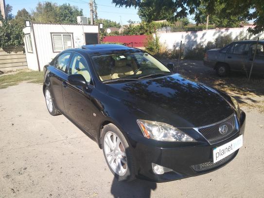 Авто в кредит: Lexus Is 250 2007г. в кредит 9400 грн/мес. в Кривом Роге