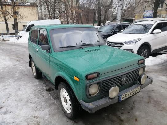ВАЗ 21214, 2005