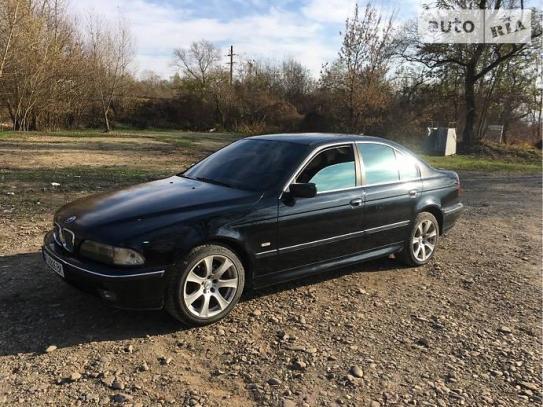 BMW 525, 2001
