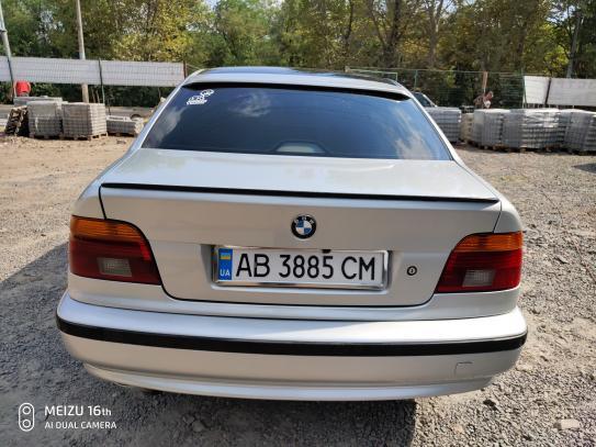 BMW 520 I, 2001