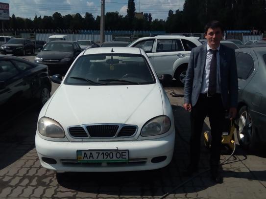 ЗАЗ Lanos TF69Y0, 2007
