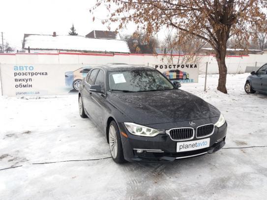 BMW 328, 2012