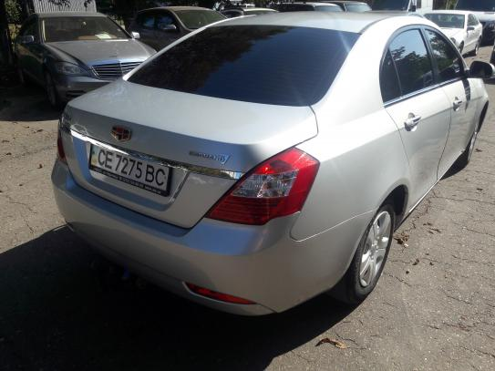 GEELY EMGRAND 7, 2013