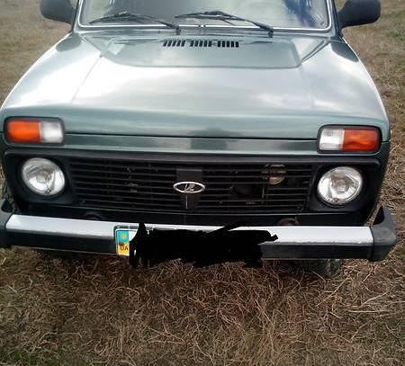 ВАЗ 2131, 2011