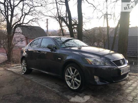 Авто в кредит: Lexus Is в кредит, 2007г. 6900 грн/мес, Чернигов