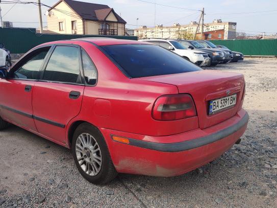 VOLVO S40, 2003