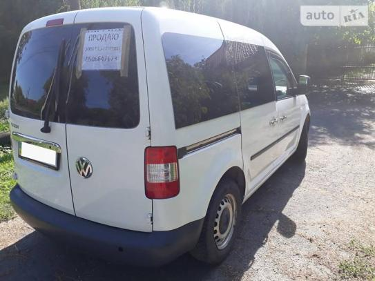 VOLKSWAGEN CADDY, 2006