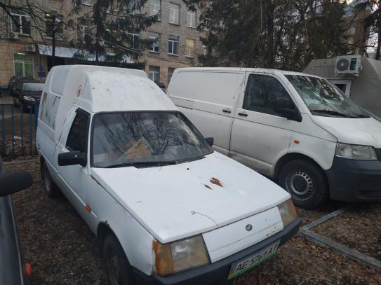 ЗАЗ 110557, 2004
