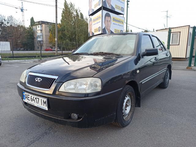 Купить б/у CHERY AMULET         2008 с пробегом        в городе Полтава - лучшая цена